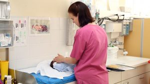 Baby Erstversorgung Rudolfstiftung