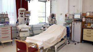 Geburtszimmer im Krankenhaus Göttlicher Heiland