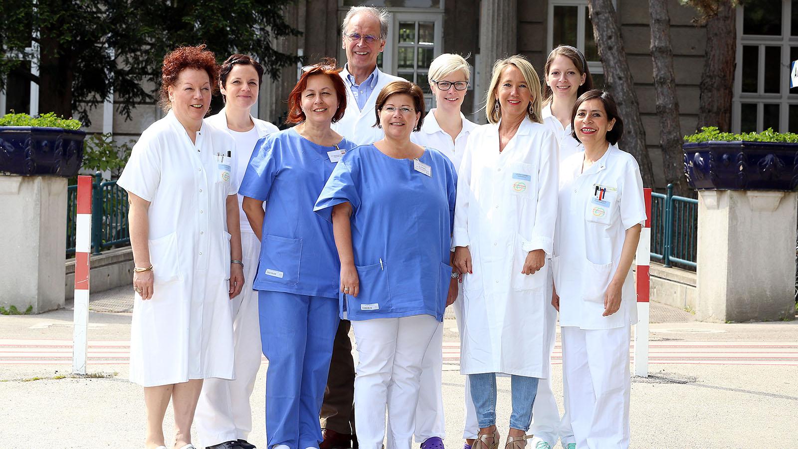 Krankenhaus Hietzing Geburtsinfo Wien