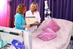 Geburtszimmer Krankenhaus Hietzing