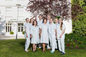 Team der Semmelweis Frauenklinik