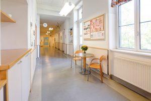 Stationsgang Semmelweis Frauenklinik