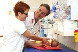 Baby-Erstversorgung in St. Josef