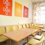 Fotoaufnahmen der Gyn. und Geburtshilflichen Abteilung des Wilhelminenspital